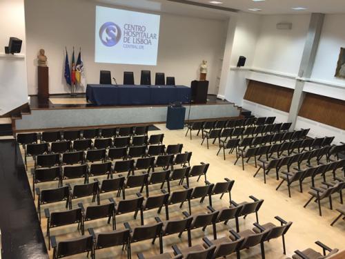 HDE Sala de Conferências Lídia Gama