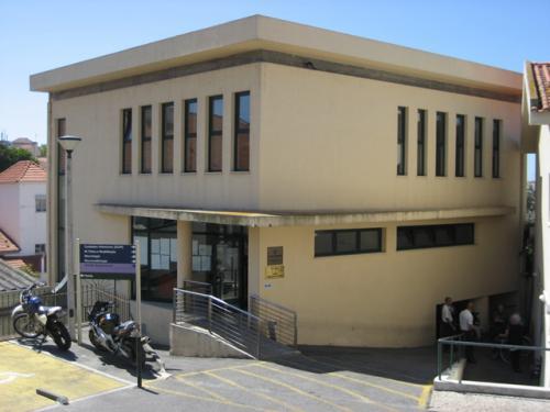 HSAC Edifício AGF