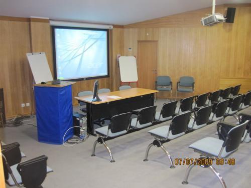 HSAC Auditório